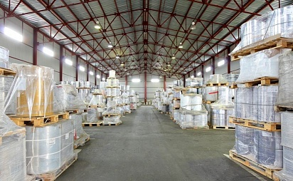 Oboronlogistics expands opportunities in the field of warehouse logistics