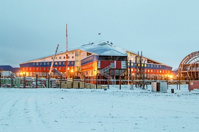 The Oborongistika company continues to work in the Arctic and Kuril island areas