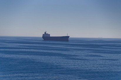 The ship Sparta II started delivery of commercial cargo to the countries of the Mediterranean and the Black Sea basins